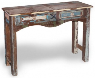 New England Reclaimed Console Table