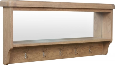 Hatton Oak Hall Bench Top