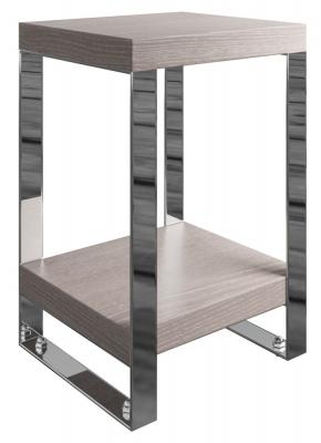 Laguna Grey Oak Small Side Table