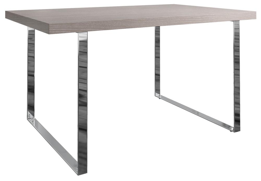 Laguna Grey Oak 140cm Dining Table