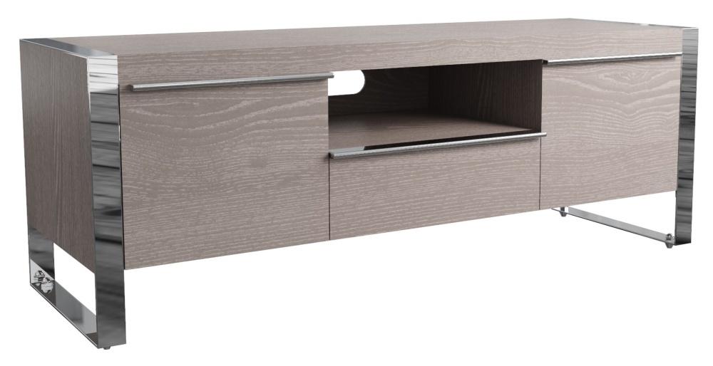 Laguna Grey Oak Large TV Cabinet