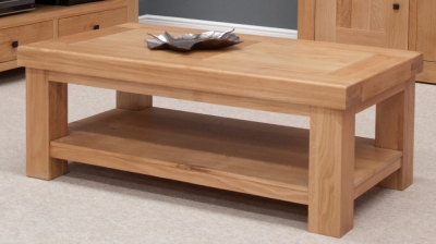 Bordi Oak Coffee Table