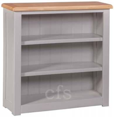 Jewel Painted Bookcase - Small