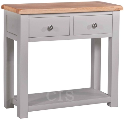 Jewel Painted Hall Table - Large