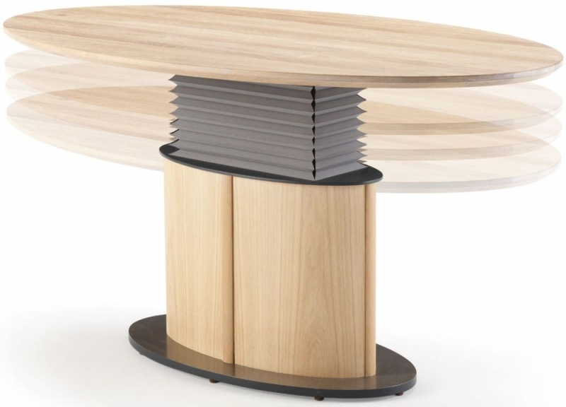 Skovby SM236 High-rise Coffee Table