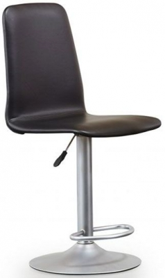 Skovby SM50 Steel Brushed High Rise Chair