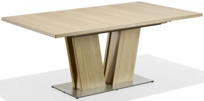 Skovby SM37 6 to 12 Seater Extending Dining Table