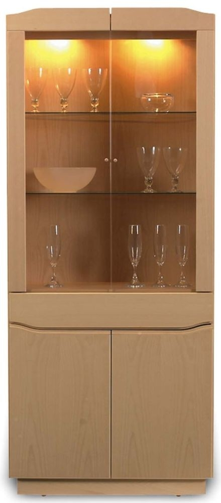 Skovby SM352 Display Cabinet