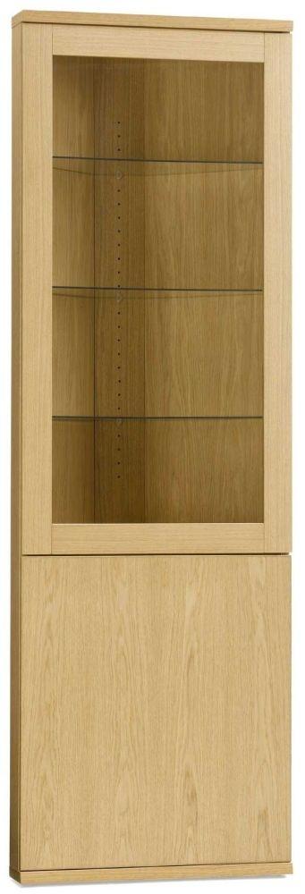 Skovby SM769 Corner Display Cabinet