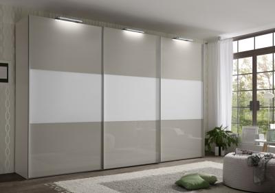 Staud Includo Vertical Glass Sliding Wardrobe