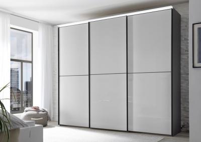 Staud Satino Linea Sliding Door Wardrobe - Version 1