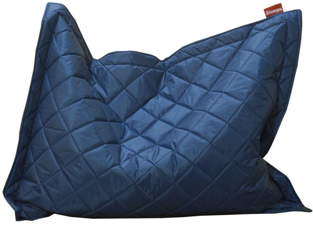Stompa Blue Bean Bag