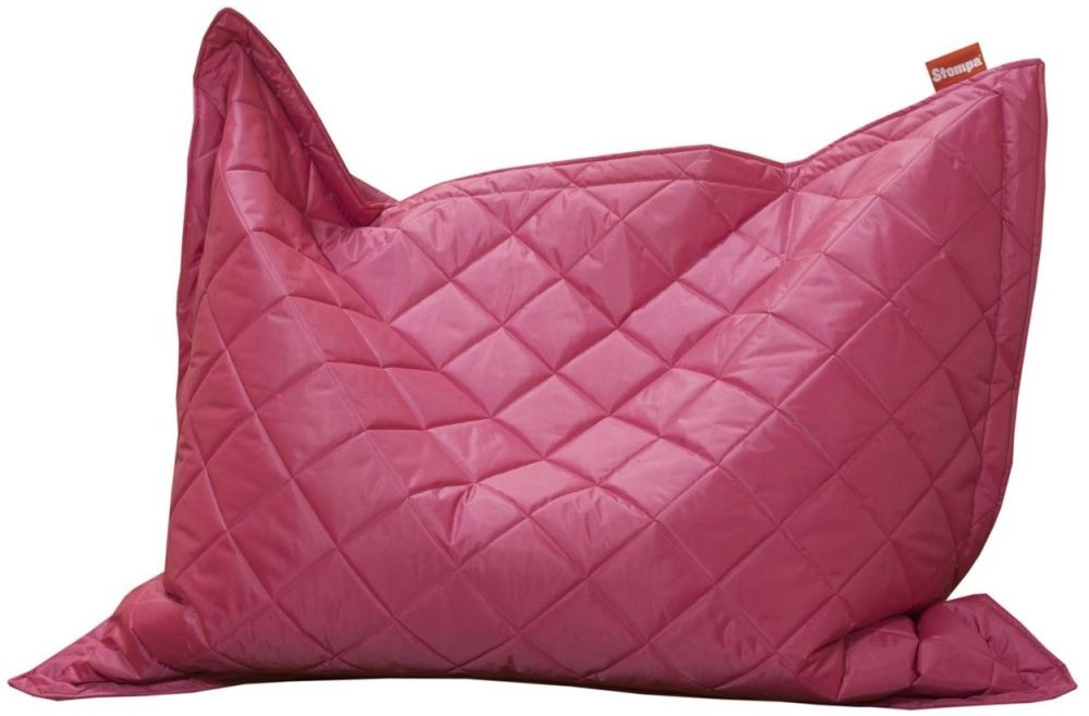 Stompa Pink Bean Bag