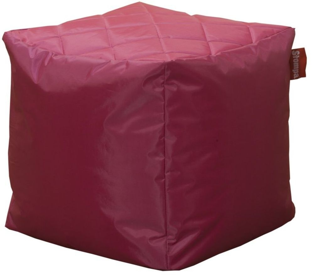 Stompa Pink Bean Cube