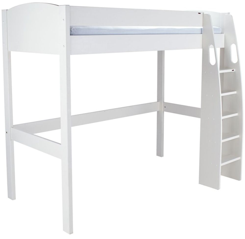 Stompa White High Sleeper Frame
