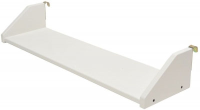 Stompa White Large Clip on Shelf