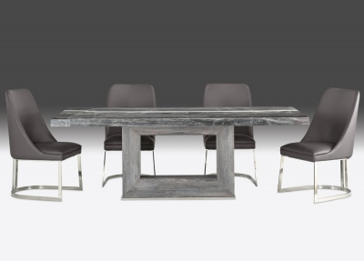 Stone International Blade Marble Dining Table