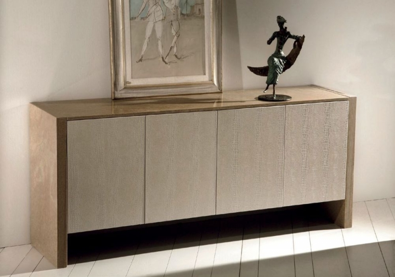 Stone International Roma Smooth Edge Marble Buffet
