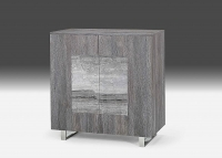 Stone International Soho Marble Bar Unit