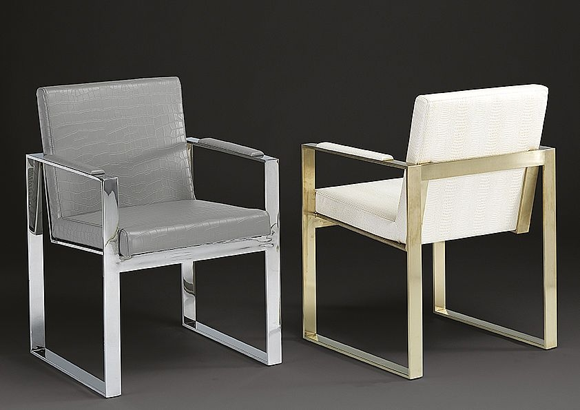 Stone International Vega Armchair