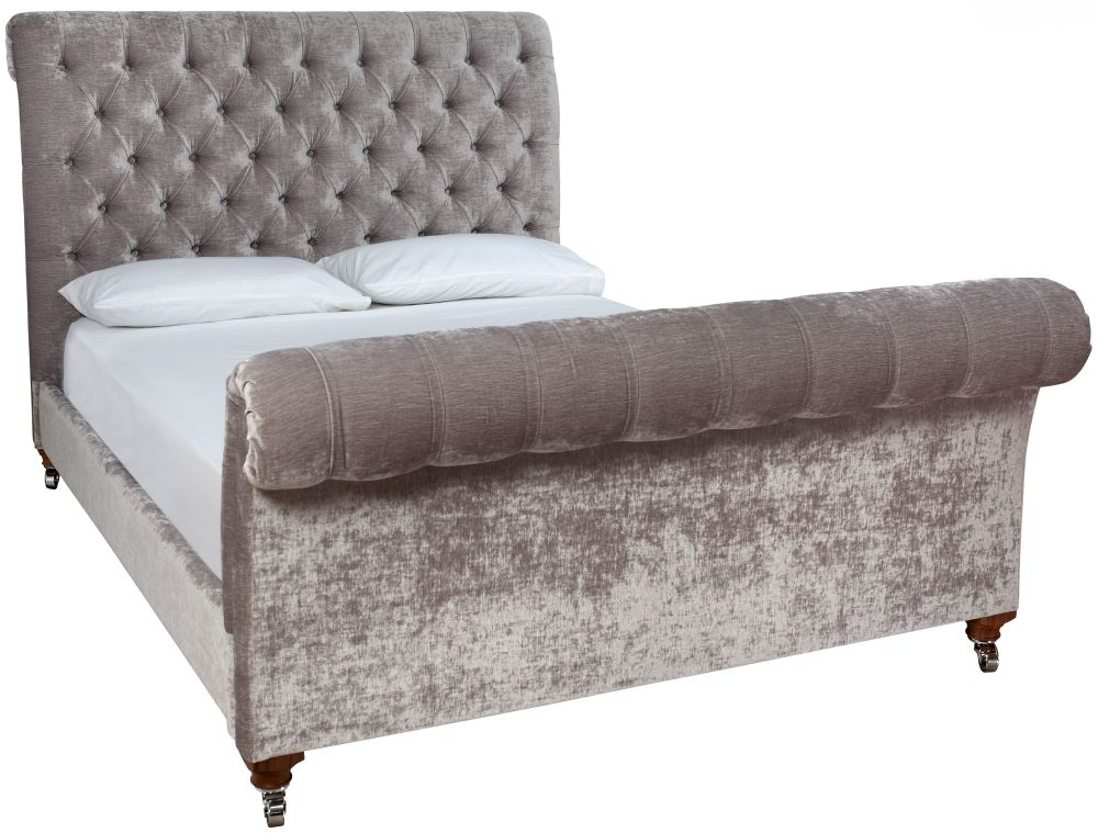 Stuart Jones Rossini High Foot End Bedstead