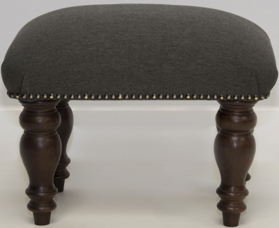 Stuart Jones Kilburn Footstool