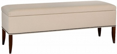 Stuart Jones Nicole Studded Ottoman
