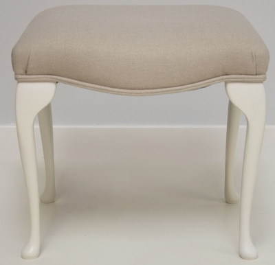 Stuart Jones Serpentine Stool