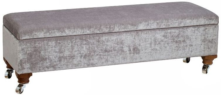 Stuart Jones Rossini Unbuttoned Ottoman