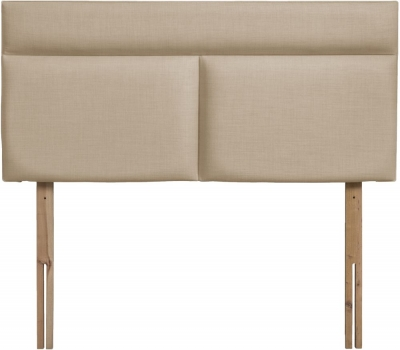 Bella Beige Fabric Headboard