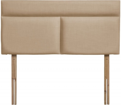 Bella Oatmeal Fabric Headboard