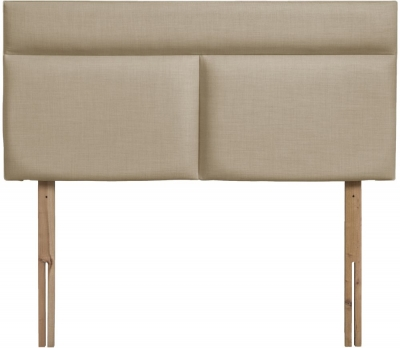 Bella Sand Fabric Headboard