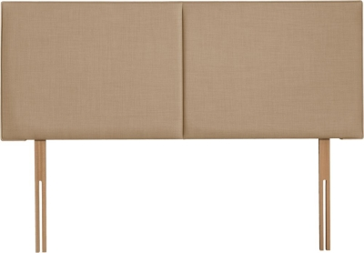 Cairo Oatmeal Fabric Headboard