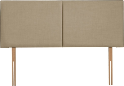 Cairo Sand Fabric Headboard