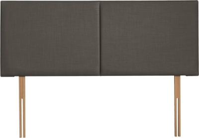 Cairo Slate Fabric Headboard