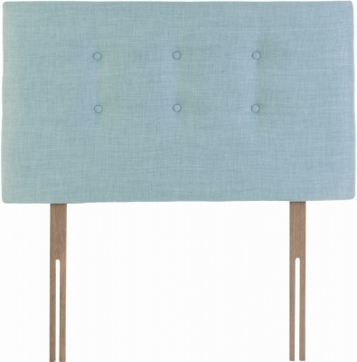 Ruben Gem Sky Fabric Children Headboard