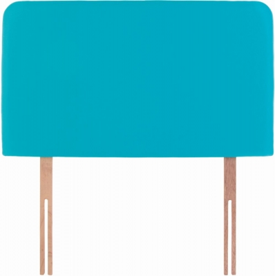 Starburst Turquoise Fabric Children Headboard