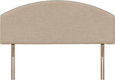 Cleopatra Beige Fabric Headboard