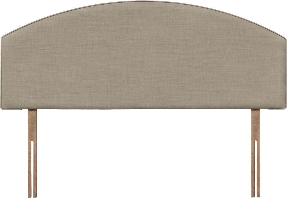 Cleopatra Fudge Fabric Headboard