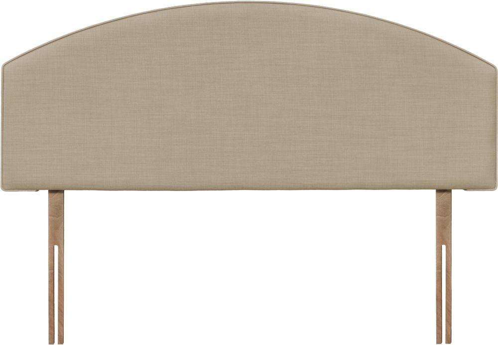 Cleopatra Sand Fabric Headboard
