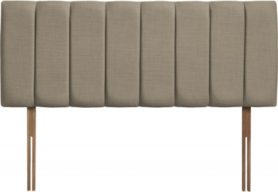 Florence Fudge Fabric Headboard