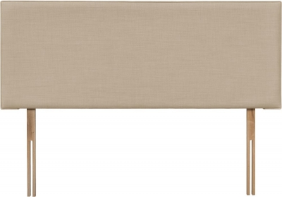Luxor Beige Fabric Headboard