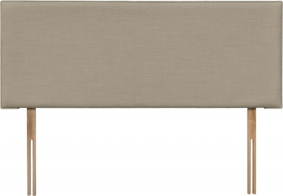 Luxor Fudge Fabric Headboard