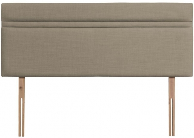 Nile Fudge Fabric Headboard
