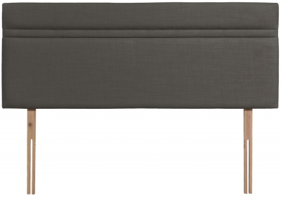 Nile Slate Fabric Headboard