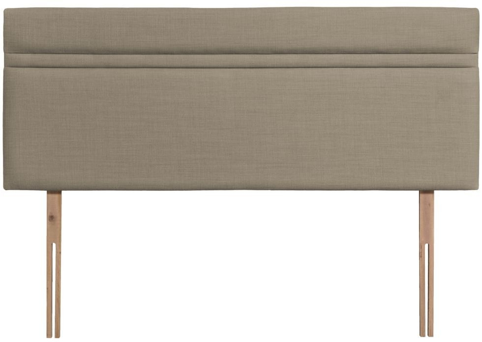 Nile Fudge Fabric Headboard