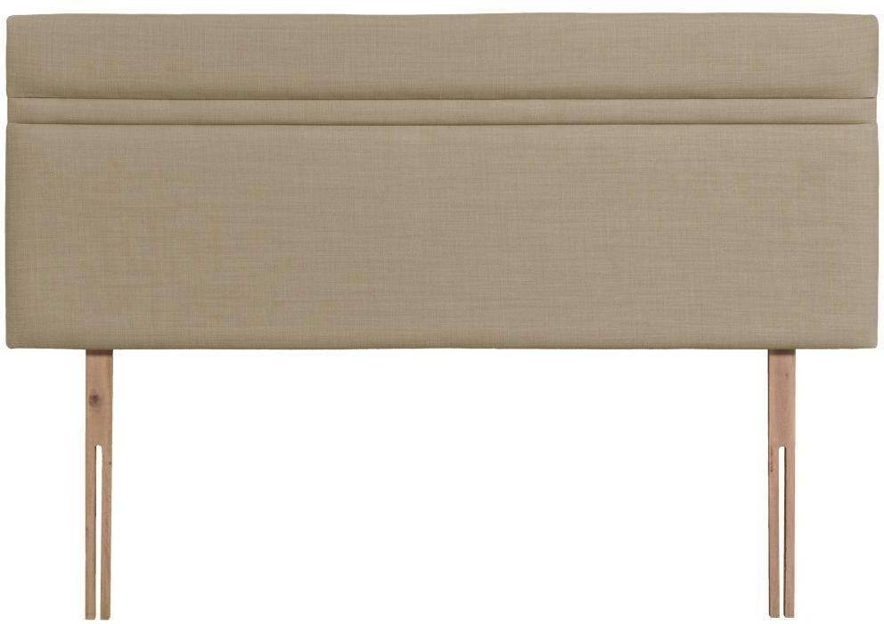 Nile Sand Fabric Headboard