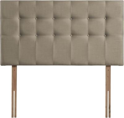 Ravello Fudge Fabric Headboard