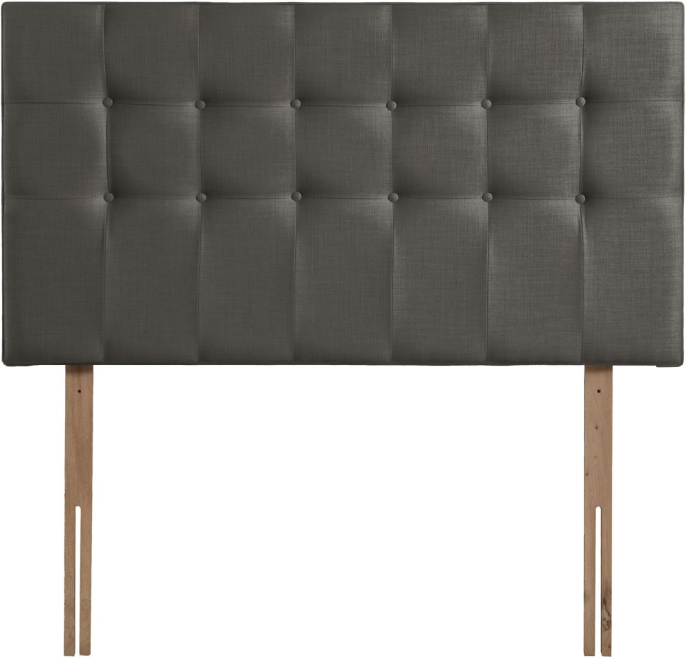 Ravello Slate Fabric Headboard