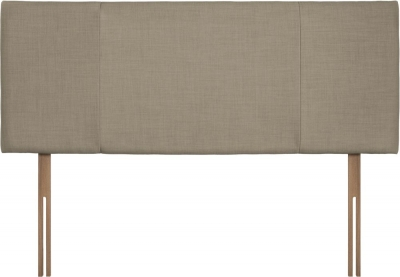Seville Fudge Fabric Headboard